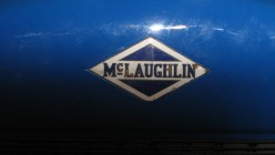1916 McLaughlin dash badge