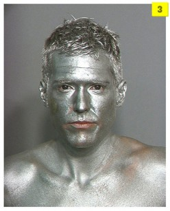 Silver Guy aka Silver Man