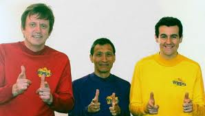And I'm not going to get into a debate over who's the better yellow Wiggle. I like both Sam and Greg for very different reasons because they're two different people. Of course they're going to perform differently!