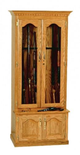 UK Wood Design Furniture: Corner gun cabinet woodworking plans