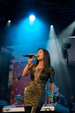 Jana Mashonee, Live In Concert