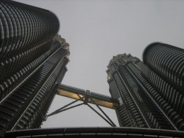 The Petronas Towers, K.L.