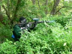 Communications Gear For Paintball and Geocaching