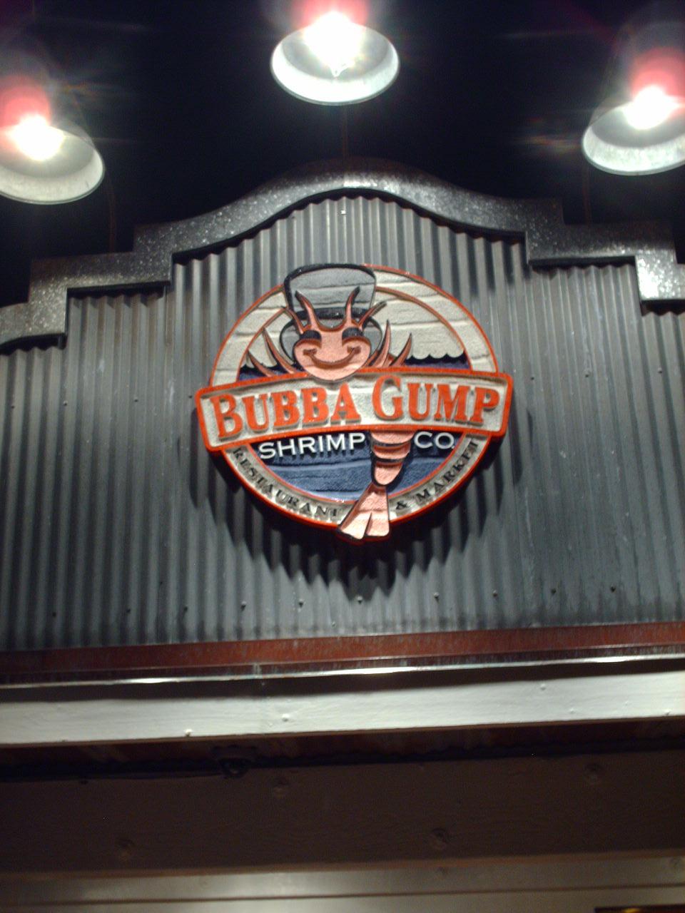 Bubba Gump's