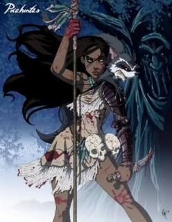 """A Dark Faery Tale"" #6: The Warrior Princess"