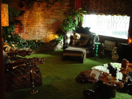 Graceland, Safari Room