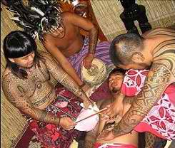 Administering Tribal Tattoo
