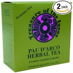 Treat Bacteria and Fungus with Pau D' Arco Tea