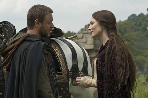Robin and Marian.
