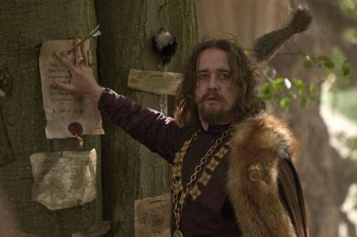 The Sheriff of Nottingham.