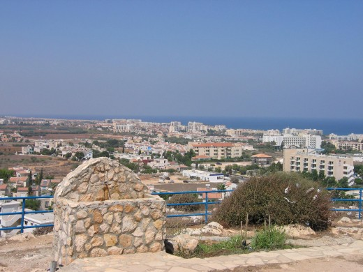 HOLIDAY TO CYPRUS