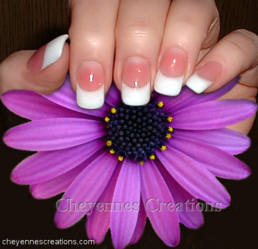Femtalks Blog » Blog Archive » French Manicure Modified – Colorful ...