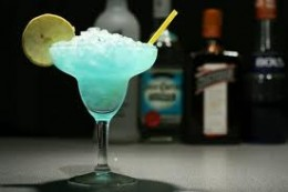 Blue Curacao Sour