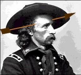 "George ""Poopyhead"" Custer!"