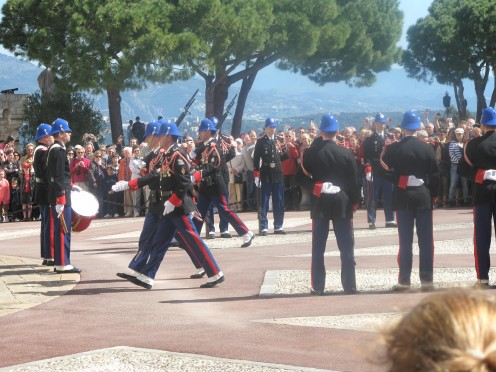 Changing of the guard at Monaco