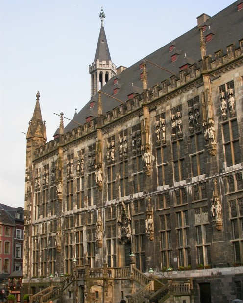 Aachen's City Hall