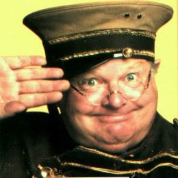 Benny Hill (an example of British comedy)
