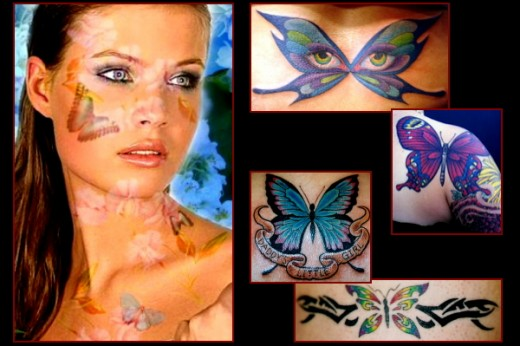 This commitment makes your choice of butterfly tattoo designs all the more