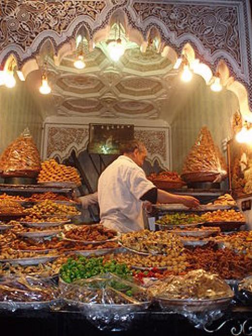 Cuisine marocaine choumicha chhiwate bladi for Cuisine marocaine