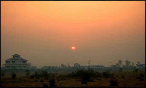 Sunset - Poona (Pune)