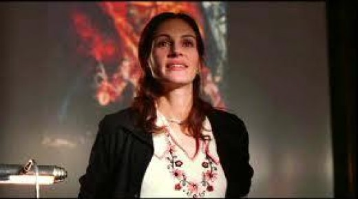 Exhibit D: Julia Roberts in Mona Lisa Smiles.