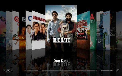 Date night with Due Date.  Funny, Funny Movie