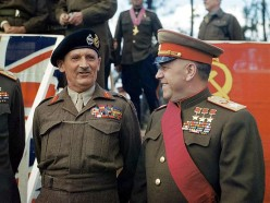 Montgomery and Zhukov, 1945