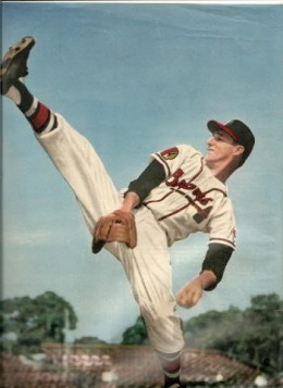 Warren Spahn, the winningest lefty