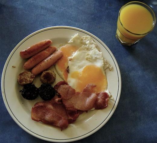 Irish breakfast