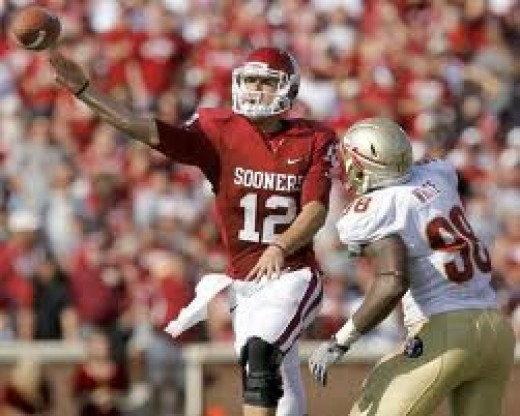 Landry Jones Oklahoma