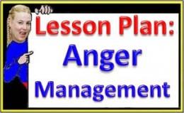 Anger Management Lesson Plan