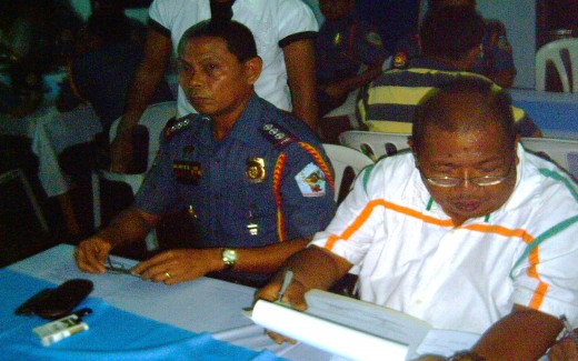 Signing of the PNP-Media Memorandum regarding the Protocol on Crisis Situation (March 25, 2011)