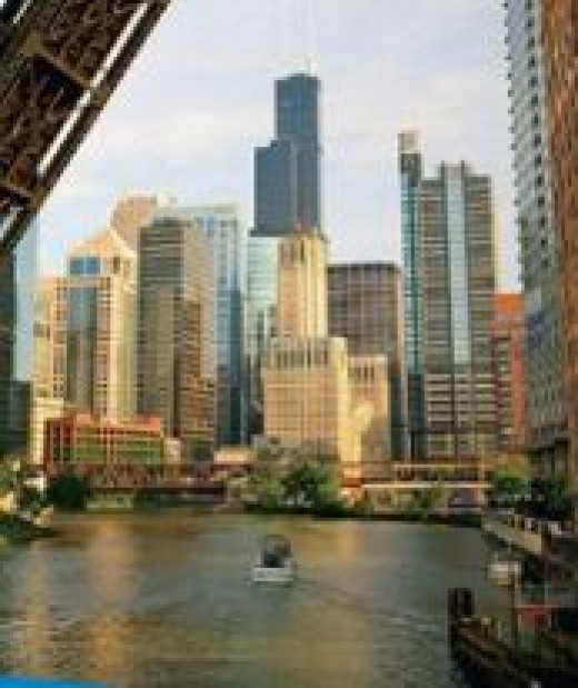Chicago's Downtown Architecture