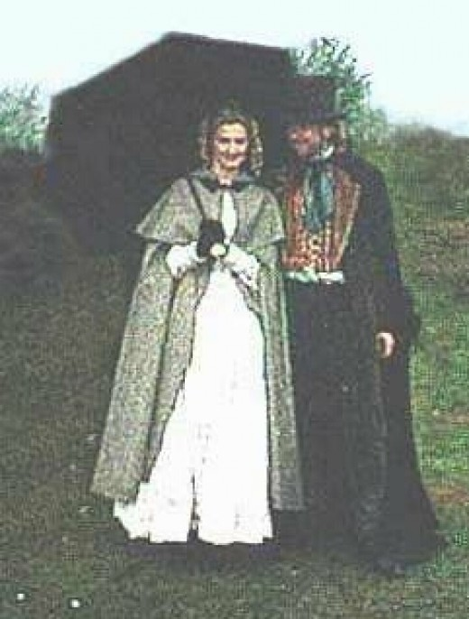 Bard of Ely and Joely Richardson
