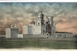 San Xavier del Bac Mission a Padre Kino Tucson Arizona Treasure