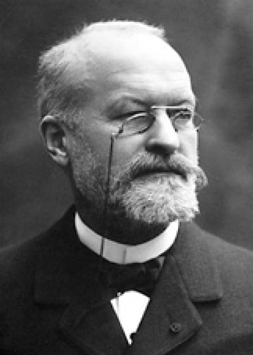 "The Nobel Prize in Physiology or Medicine 1907 was awarded to Alphonse Laveran ""in recognition of his work on the role played by protozoa in causing diseases"". Photos: Copyright  The Nobel Foundation"