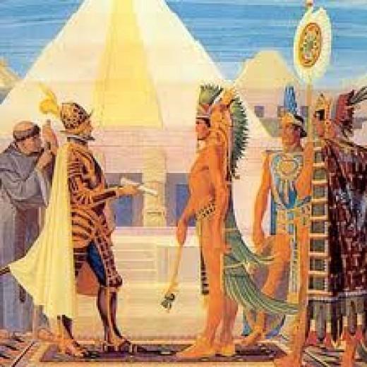 Montezuma and Cortez