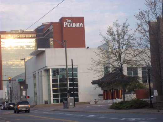 The Peabody Hotel, #photo #statehouse convention center #Peabody #little rock