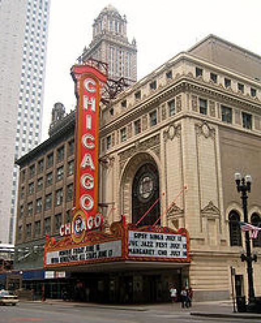 Chicago Theater - Landmark