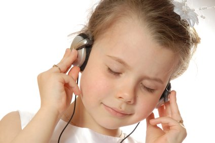 THE BLISS OF LISTENING TO MUSIC
