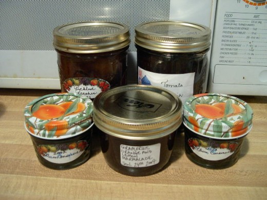 Canning is a form of food preservation.