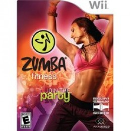 Can't afford that popular Zumba class?  No worries, Wii has got you covered.