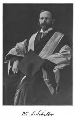Ferdinand Canning Scott Schiller