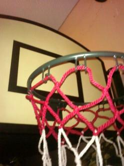 the kids love basket ball