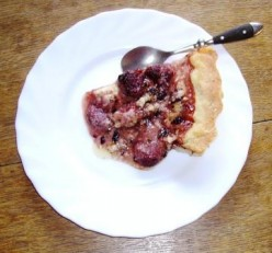 Tough Times Food - Strawberry Pie Recipe