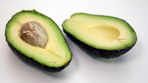 Cut Avocado, photo from Google images - How to ripen avocados faster