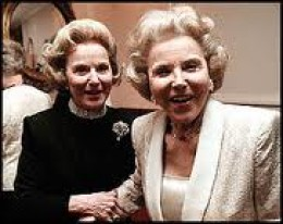 Twin sisters, Dear Abby and Ann Landers