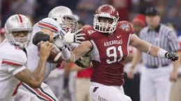DE Jake Bequette (Arkansas)