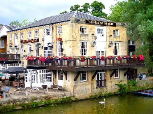 The Head of the River, Oxford