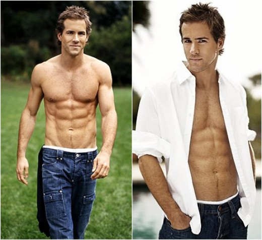ryan reynolds workout plan. Ryan Reynolds Ab Workout